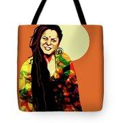 O' Fania Tote Bag