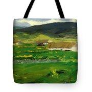 O Malley Home Achill Island County Mayo Ireland 1913 Tote Bag