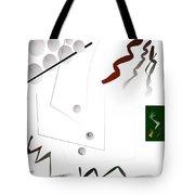 O No Tote Bag