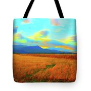 O Prairie Mother Tote Bag
