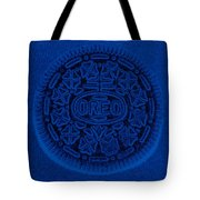 O R E O In Blue Tote Bag
