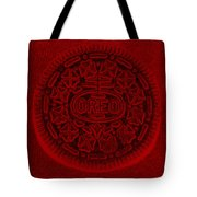O R E O In Red Tote Bag
