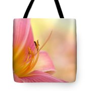 O That Summer Passion Tote Bag