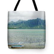 Oahu, Kaneohe Bay Tote Bag