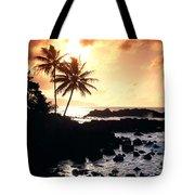 Oahu, North Shore Tote Bag
