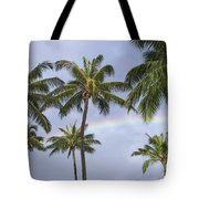 Oahu, Rainbow Tote Bag
