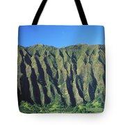 Oahu Rugged And Lush Tote Bag
