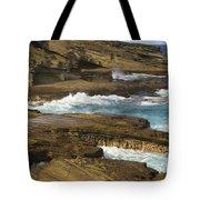 Oahu, Southeast Coast Tote Bag