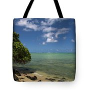 Oahu's East Coast 5 Tote Bag