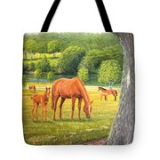 Oak And Chestnuts Tote Bag