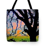 Oak At Elkhorn Tote Bag