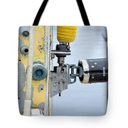 Oak Bluffs Sailor Cropped Tote Bag