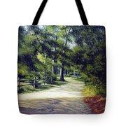 Oak Court, East Marion Tote Bag