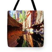 Oak Creek Canyon 1 Tote Bag