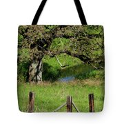 Oak Creek Guards Tote Bag