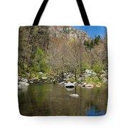 Oak Creek View Tote Bag
