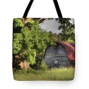 Oak Framed Barn Tote Bag by Benanne Stiens