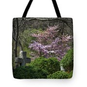 Oak Hill Cemetery Crosses Tote Bag