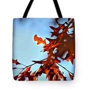 Oak Leaves 2 Tote Bag