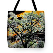 Oak Oasis Tote Bag