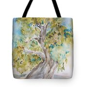 Oak Of The Golden Dream Tote Bag