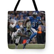 Oakland Raiders Tote Bag