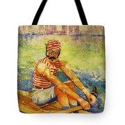 Oarsman Tote Bag