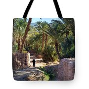 Oasis Coolness Tote Bag
