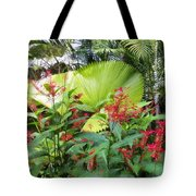 Oasis Jungle Tote Bag