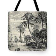 Oasis Of Gafsa  Tunis Tote Bag