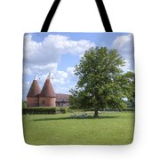 Oast House In Kent - England Tote Bag