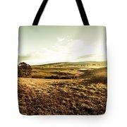 Oatlands Rolling Hills Tote Bag