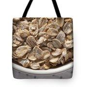 Oatmeal Tote Bag by Steve Gadomski