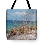 Oats On The Sand Tote Bag