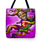 Obama Jester Tote Bag