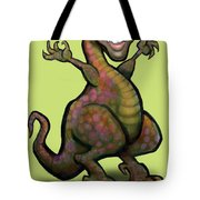 Obama Saurus Rex Tote Bag