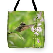 Obedient Attraction Tote Bag