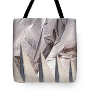 Obelisks Aligned Tote Bag