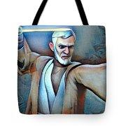Obi Wan Kenobi Tote Bag