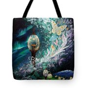 Observation Deck Tote Bag