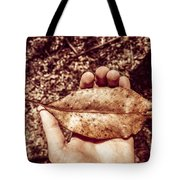 Observation In Human Nature Tote Bag