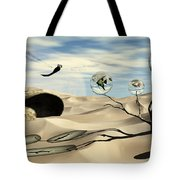 Observations Tote Bag