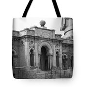 Observatory In Williams Bay Tote Bag