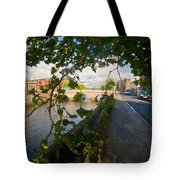 Observer Under The Tree Tote Bag