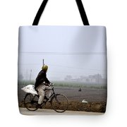 Observing The Fields Tote Bag