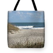 Obx Beach And Dunes Tote Bag
