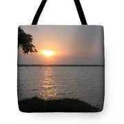 Obx Sunset Tote Bag