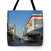 Oc Boardwalk Tote Bag by Skip Willits