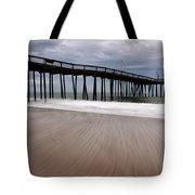 Ocean City Pier 3 Tote Bag