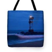 Ocean City Dawn Surf Tote Bag